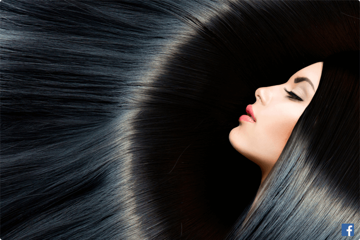 Black Strands Offer Crystals Hair Extensions Cyprus
